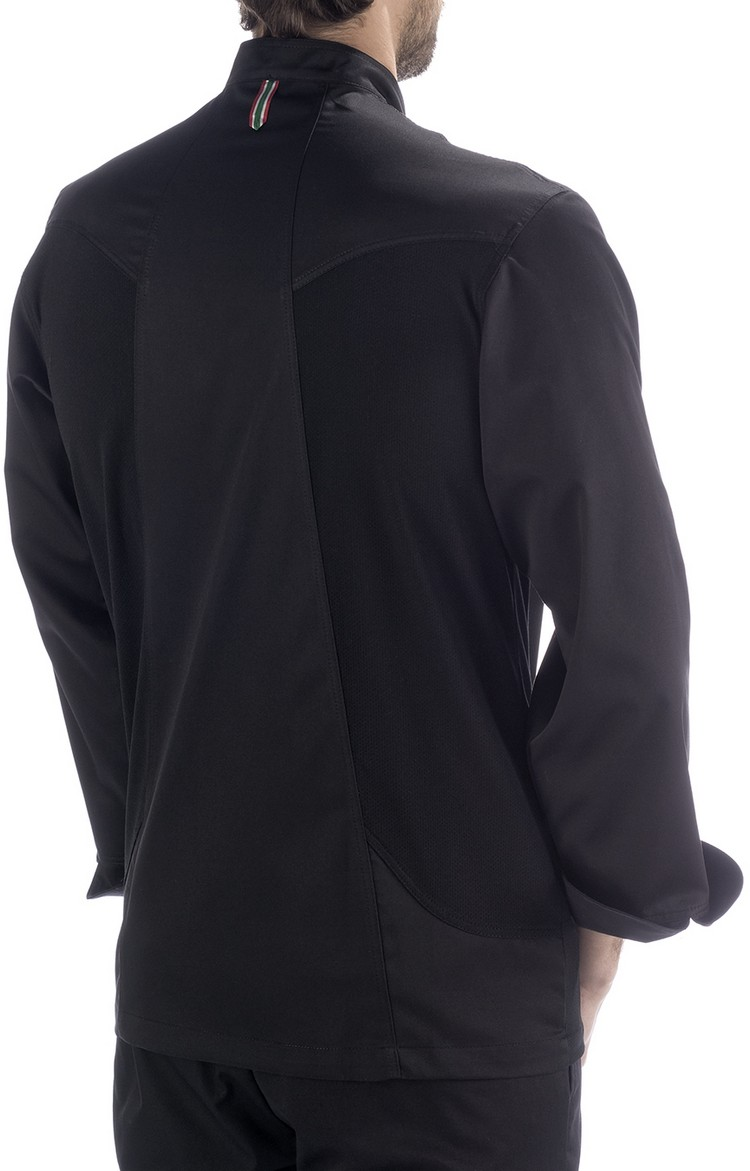 Picture of Chef Jacket Yankee grey