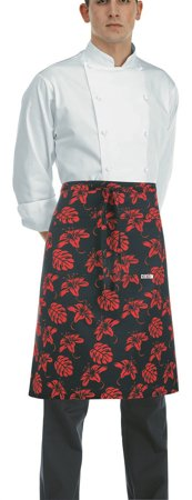 Picture of Waist Apron Ibiscus