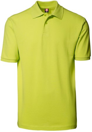 Picture of YES Polo shirt 2020 Lime