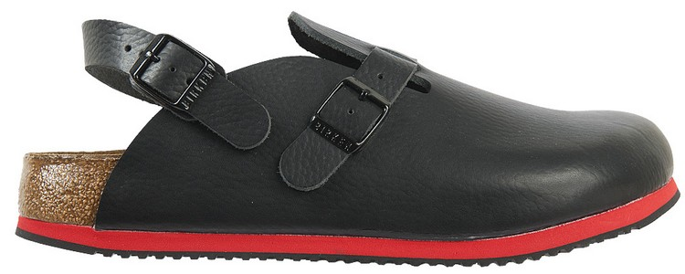 Picture of Clogs KAY SL Soft leather Black