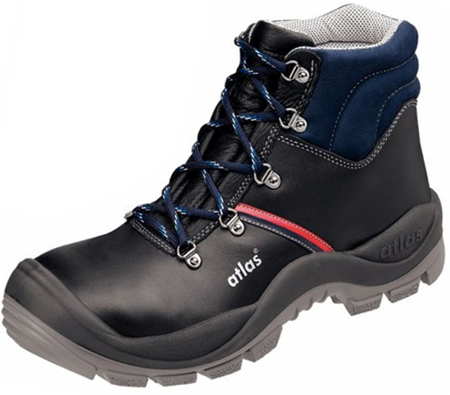 Picture of Safety Boot ATLAS Anatomic Bau 500 S3 SRC