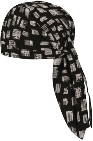 Picture of Bandana 1224 Wine Red Pattern