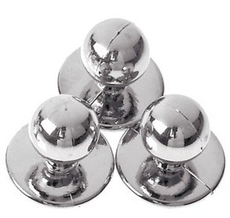 Picture of Chef Buttons 1303 Silver