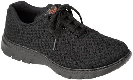 Picture of Work Shoe Calpe Black