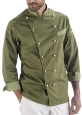 Picture of Chef Jacket Mister Bio Verde
