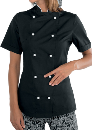 Picture of Chef Jacket Giacca Lady Extralight Mezza Manica 057521MM