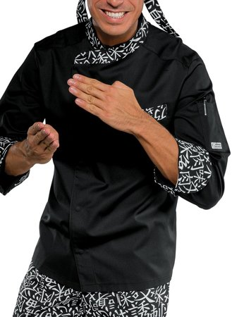 Picture of Chef Jacket Giacca Cuoco Durango Sushi  - 059472