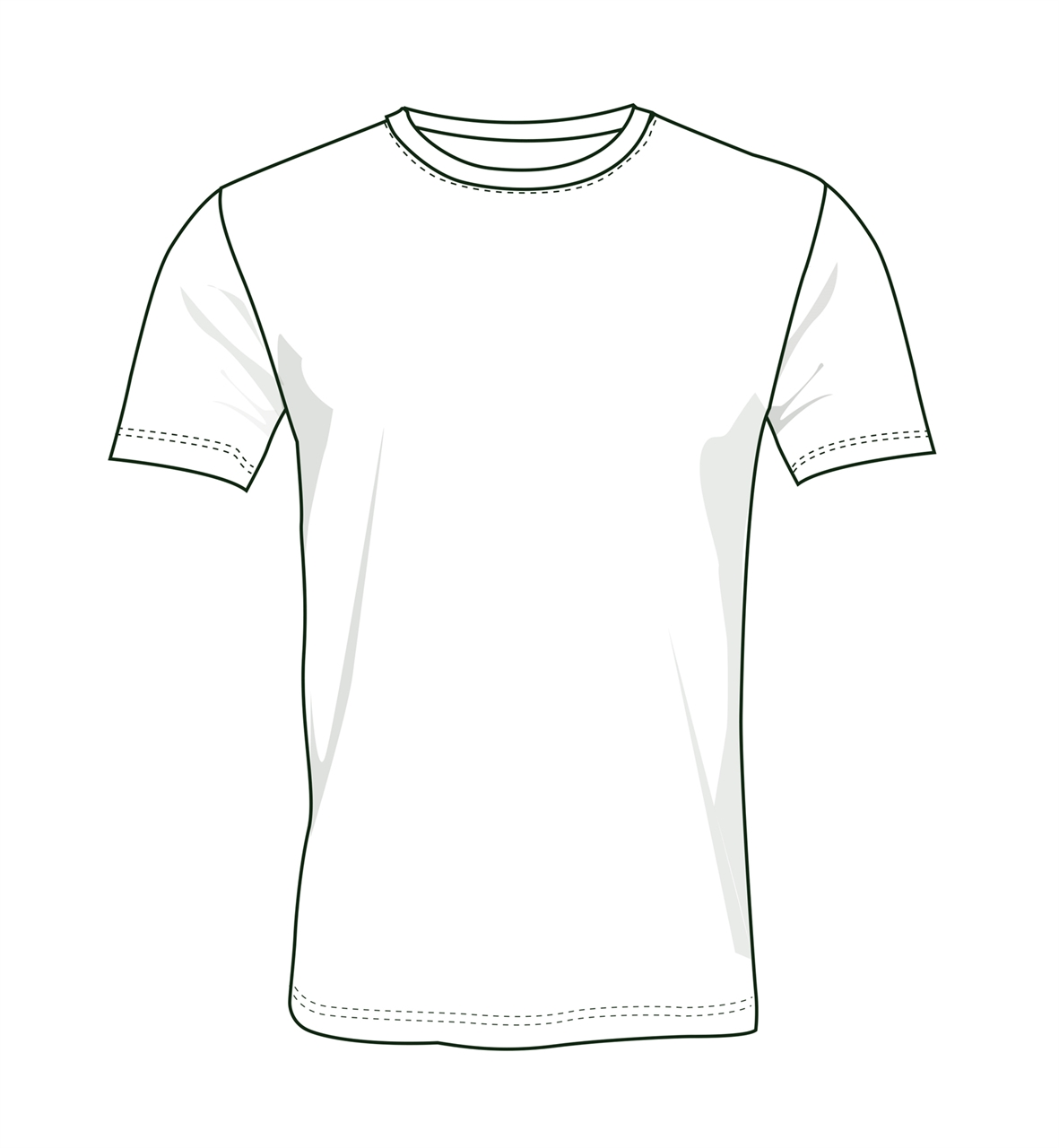 Picture of T-time t-shirt 0510 White