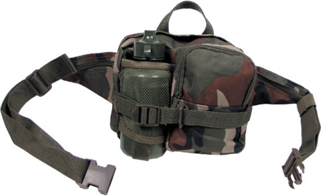 Picture of Waist Bag 30943T / Woodland