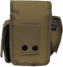 Picture of Belt Pouch 30745R / Coyote Tan