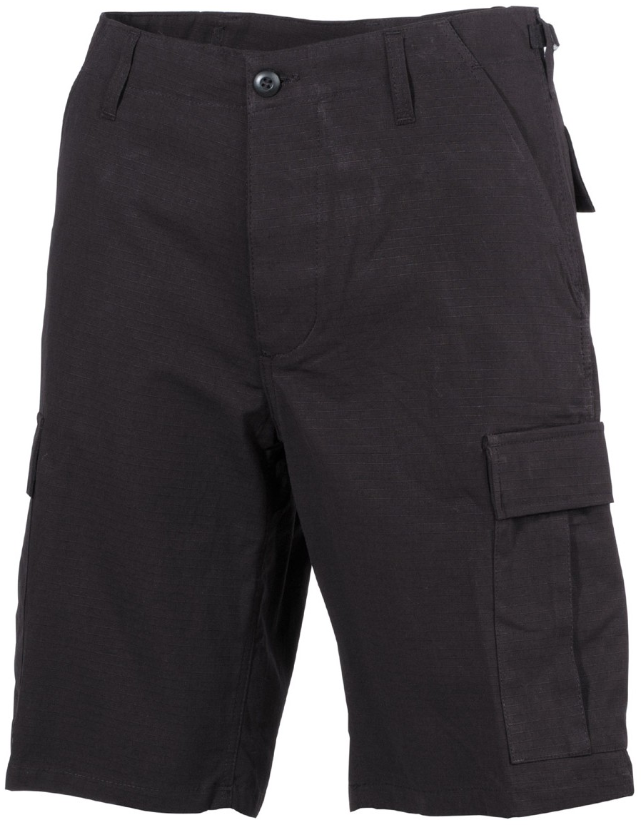 Picture of Shorts US Bermuda, Rip Stop 01512A / Black