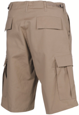 Picture of Shorts US Bermuda, Rip Stop 01512F / Beige