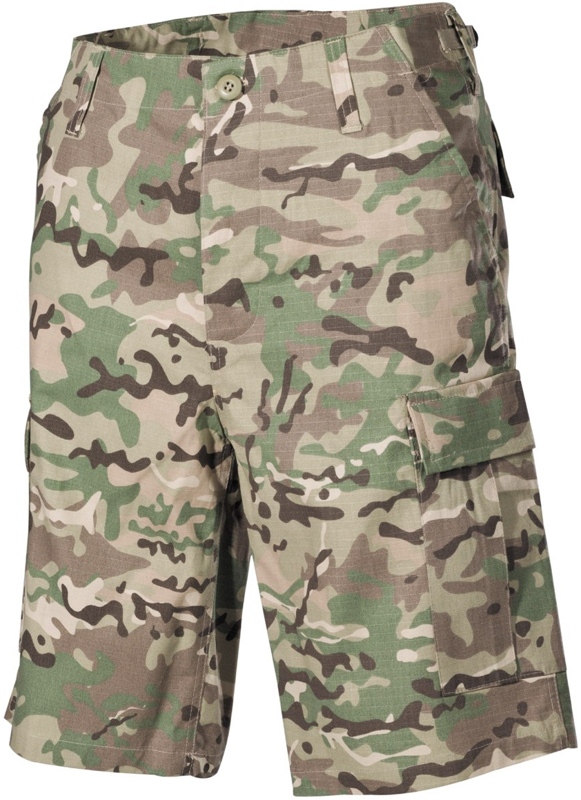 Picture of Shorts US Bermuda, Rip Stop 01512X / Operation Camo