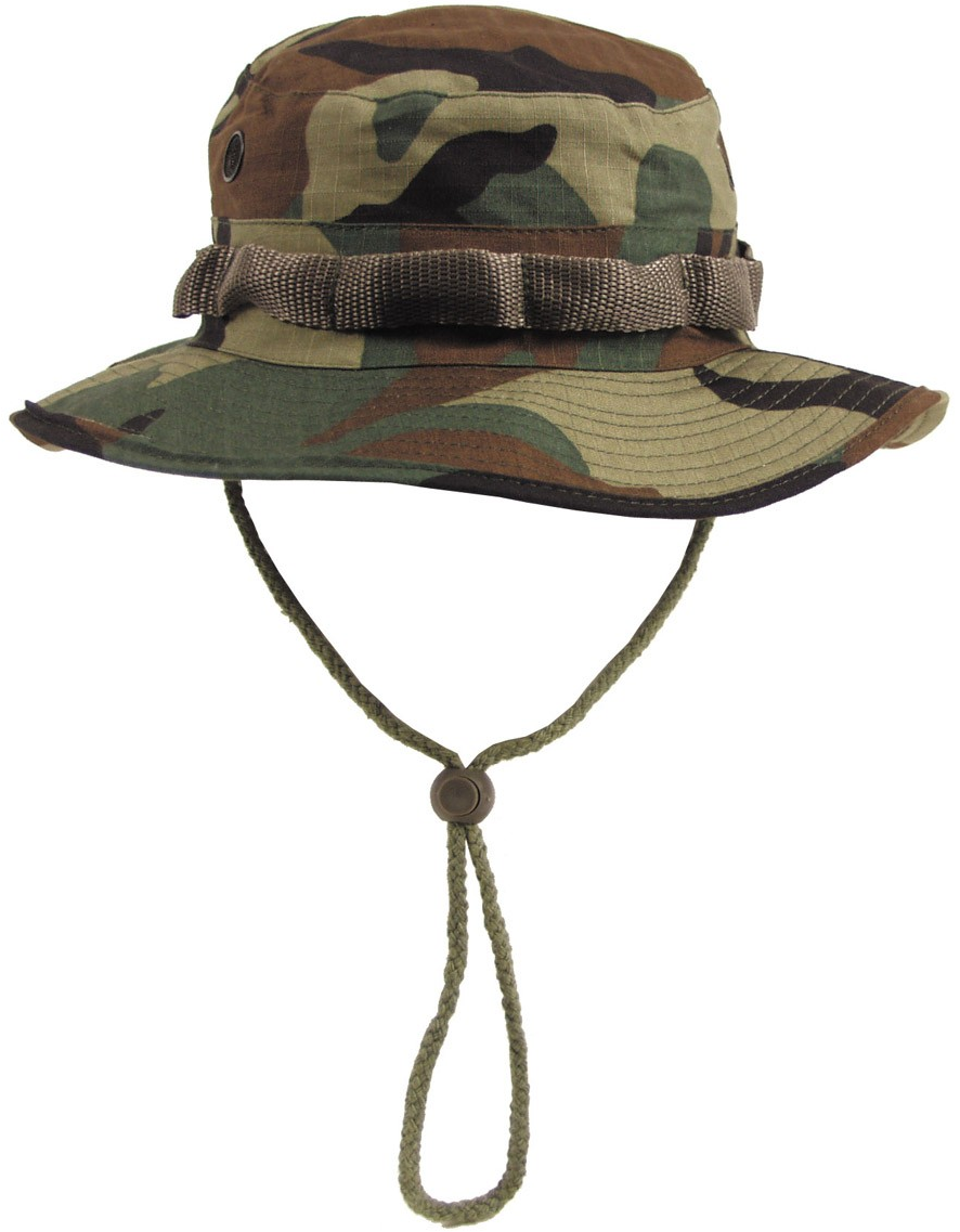 Picture of Καπέλο US Bush hat Rip Stop 10713T / Woodland
