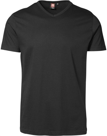 Picture of T-Time t-shirt | V-Neck 0514 Black
