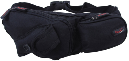 Picture of Waist Bag 30973A Black