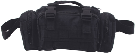 Picture of Waist Bag 30703A Black