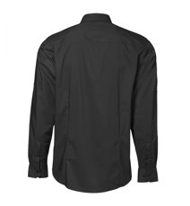 Picture of Men's Shirt Café Shirt 0212 / Black