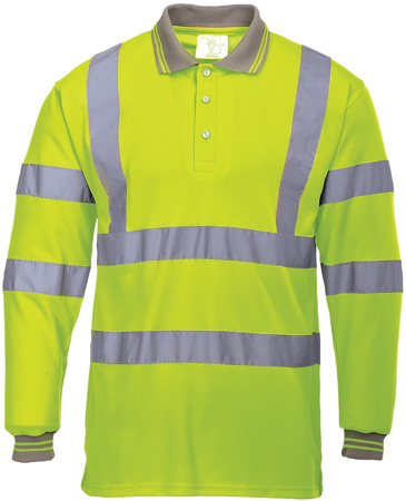 Picture of High Visibility Polo S277