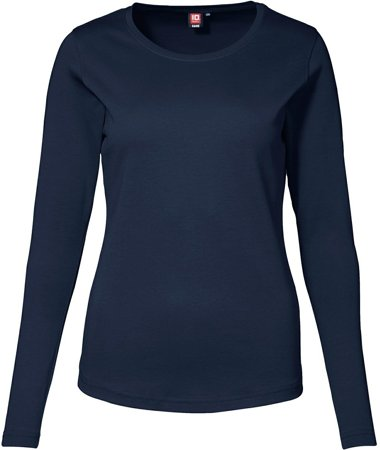 Picture of Interlock Lady's t-shirt 0509 / Navy