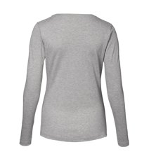 Picture of Interlock Lady's t-shirt 0509 / Grey Melange
