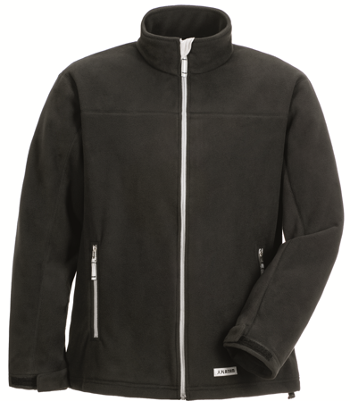 Picture of Retro Fleece Jacket 3445 / Black
