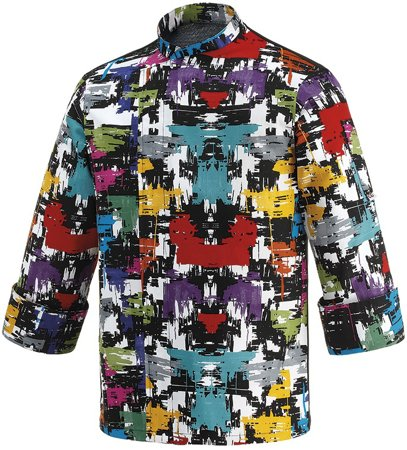 Picture of Chef Jacket Fantasy Graphic
