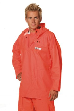 Picture of Waterproof Jacket Economy Smock 1817 Orange