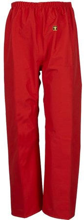 Picture of PLOUDO Trousers Red Glentex / Κόκκινο