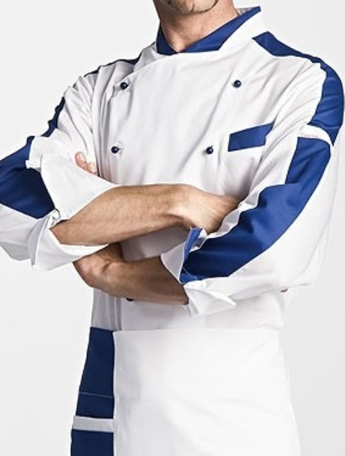 Picture of Chef Jacket Alex Bianco/Royal