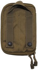"Picture of Document Bag, ""MOLLE"" small 30606R / Coyote Tan"