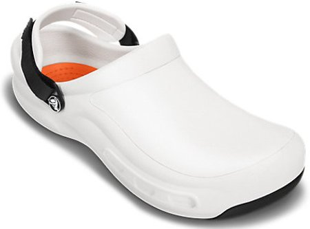 Picture of Crocs Bistro Clogs Pro Clog / White