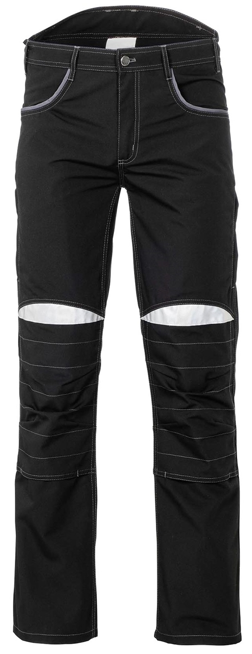 Picture of Work Trousers DuraWork / Black-Grey