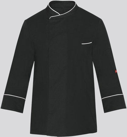 Picture of Chef Omega Jacket 1535 black