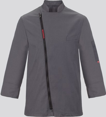 Picture of Chef Jacket Fast Jacket 1610 grey