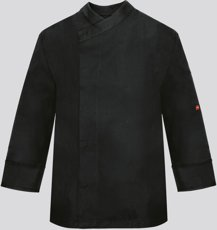 Picture of Chef Jacket 100 GRAMS 1614 / Black