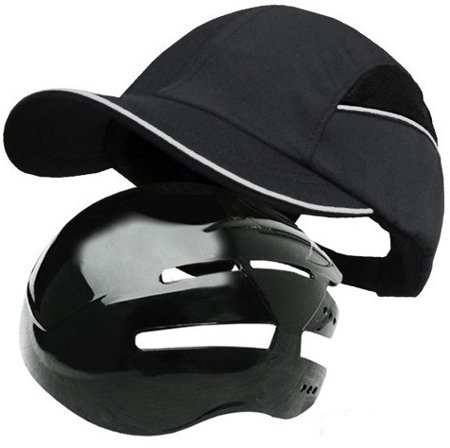 Picture of Safety Bump Cap En 812 All Season 5cm / Black