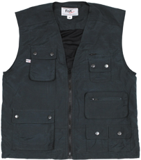 Picture of Summer Vest 04303A / Navy