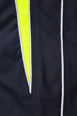 Picture of Cosmic Jacket 3602 Navy/Yellow