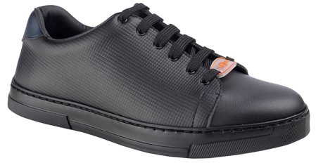 Picture of Work Shoe Casual Black