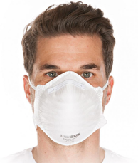 Picture of Respirator mask FFP1 NR without valve / 2932