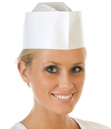 Picture of Forage hat EXPRESS of special crepe paper / 1028