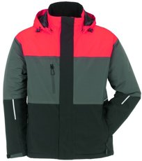 Picture of  Aviator Jacket 3755 red/grey/black