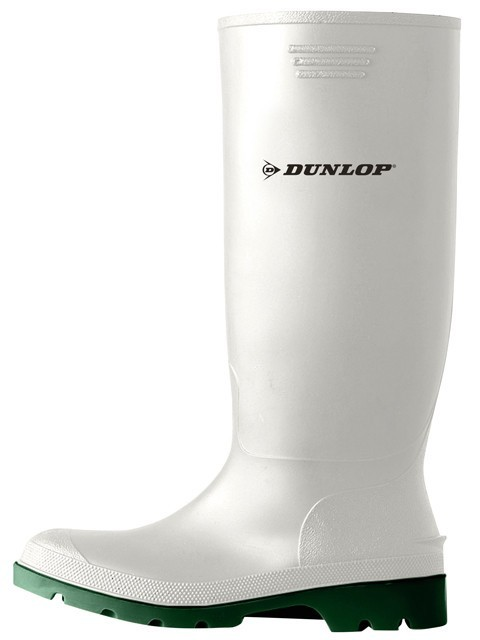 Picture of Γαλότσα Dunlop 380BV Λευκή