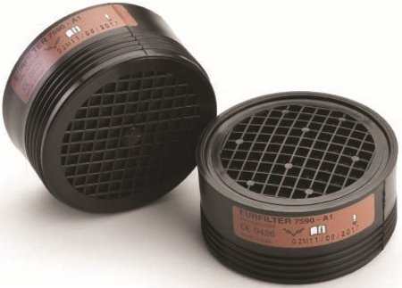 Picture of Filter x1 For Breathing Half Mask Eurfilter A1 - 7590
