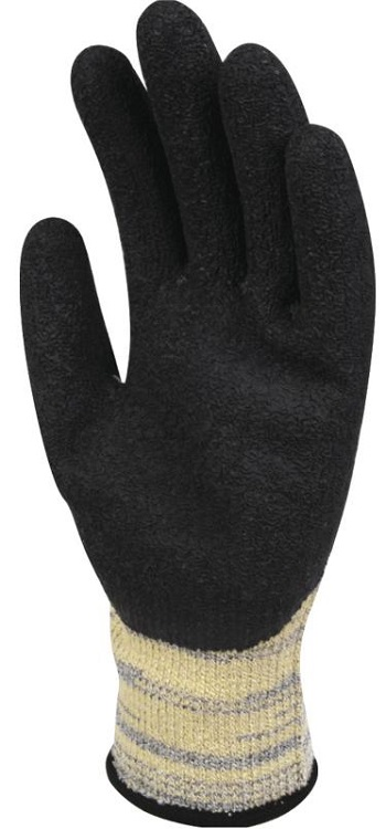 Picture of Knitted Gloves Latex Coated VENICUT54
