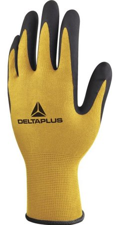 Picture of Gloves knitted from Polyamide/PU ORPHEE VV810