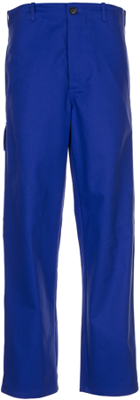 Picture of Heat / Fire Retardant Trousers / 1703 - Blue Royal