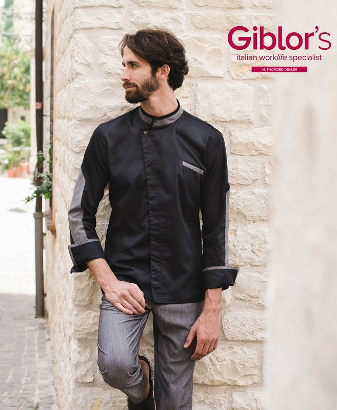 Picture of Chef's Jacket Dionisio / Black