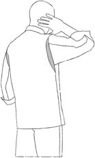 Picture of Chef Jacket Square Neck